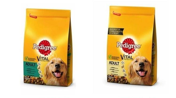 Rappel de produits: des croquettes Pedigree peuvent nuire à la santé de votre chien