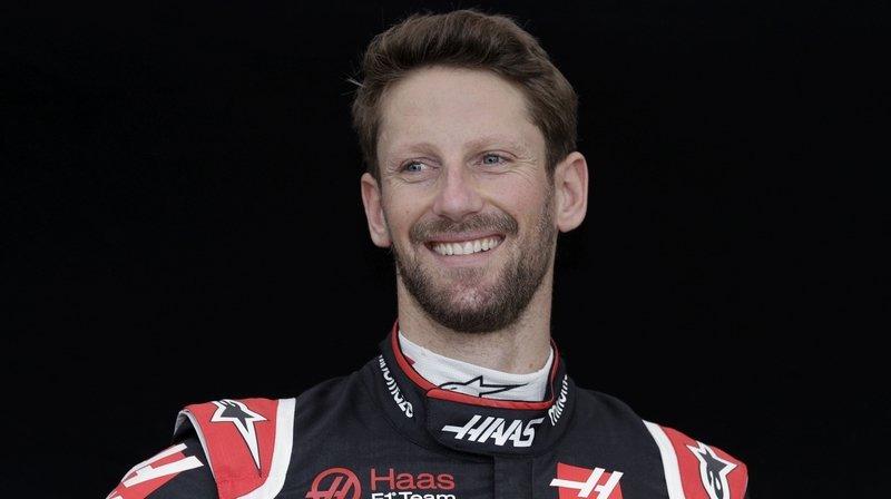 Après la Formule 1, Romain Grosjean va découvrir l'Indycar