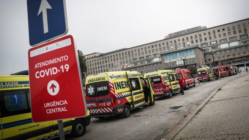 Coronavirus: Berne veut aider le Portugal submergé par le virus