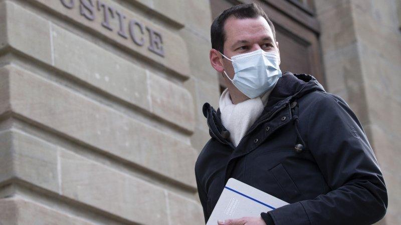 Affaire Maudet: le procureur réclame 14 mois de prison avec sursis