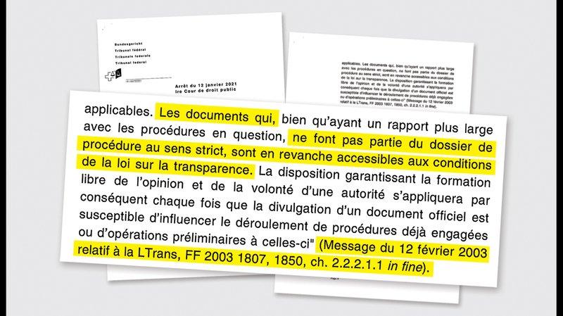 Liberté de la presse: le quotidien neuchâtelois «ArcInfo» fait progresser la transparence au Tribunal fédéral