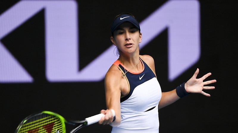 Tennis – Open d'Australie: Belinda Bencic se qualifie pour le troisième tour