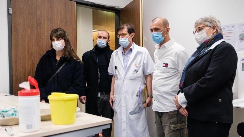 Vaud: «Faute de vaccins disponibles, nous ne pouvons pas actuellement aller plus vite»