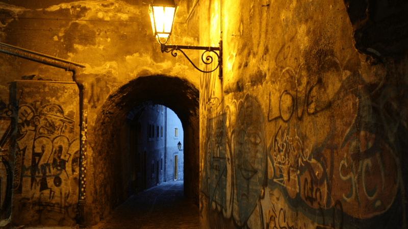 Visite guidée - Chemin du Crime