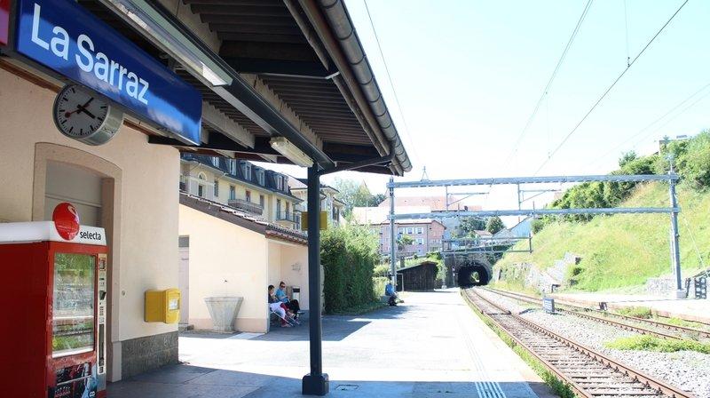 La gare de La Sarraz entame son lifting