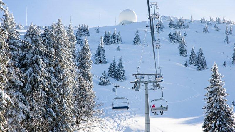 Skier à la Dôle ne se fera pas sans contraintes
