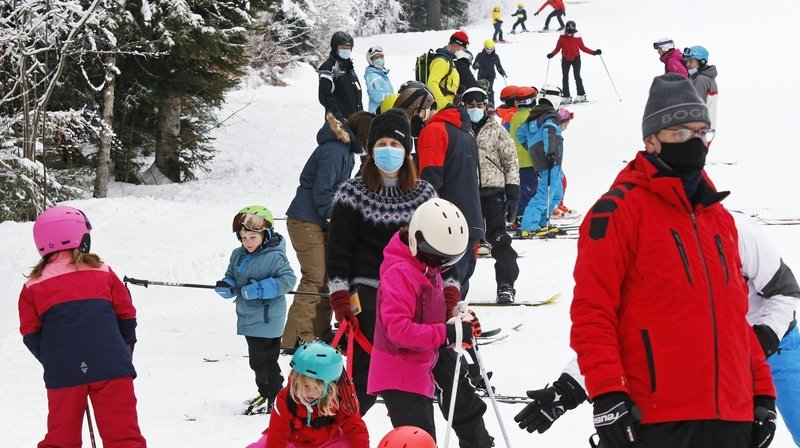 Alpes vaudoises: l'accès aux pistes pourra être limité