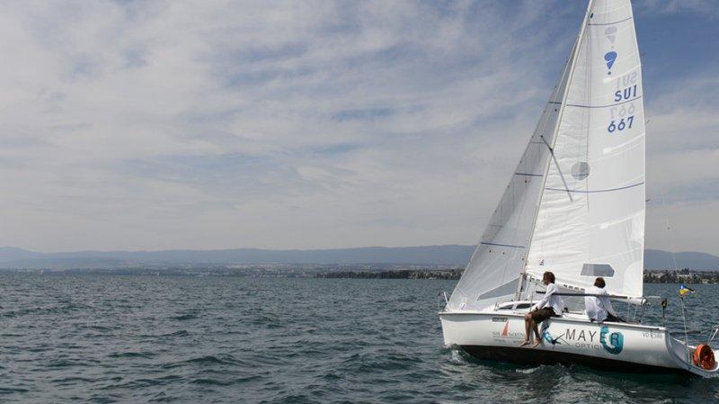 Cet été, 24 jeunes en rémission du cancer navigueront sur le Léman