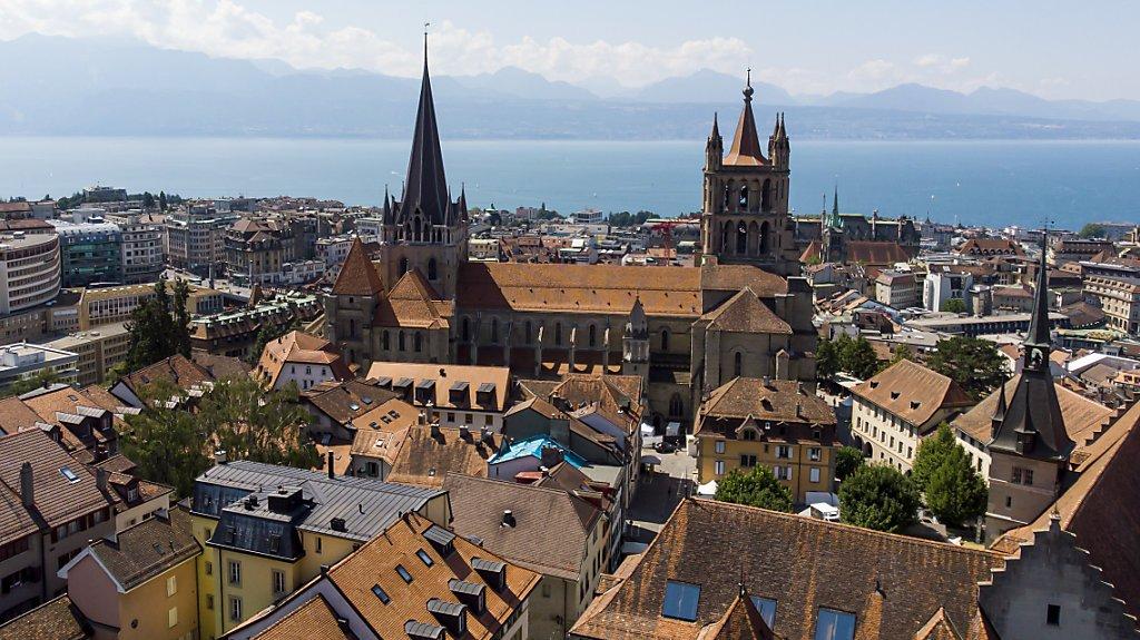 Lausanne, première grande ville labellisée «Commune en santé»