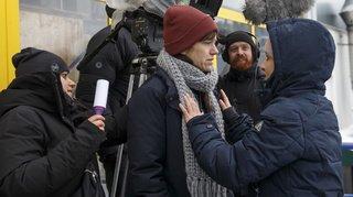 Cinéma: l'actrice Sarah Spale, protagoniste de la série «Wilder», primée aux Journées de Soleure