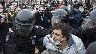 Russie: Vladimir Poutine nie avoir un palais, nouvel appel à manifester