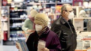 Coronavirus: le port de masques FFP2 désormais obligatoire en Autriche