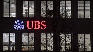 Banques: UBS a dégagé en 2020 un bénéfice net de 6,63 milliards de dollars