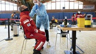 Coronavirus: plus de 1100 tests de dépistage effectués à Villars