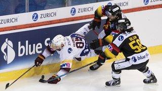 Hockey sur glace: Berne s'impose face à Servette et se qualifie pour la finale de la Coupe de Suisse