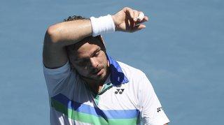 Tennis - Open d'Australie: Stan Wawrinka éliminé au deuxième tour