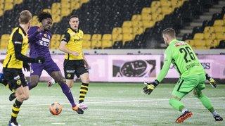 Football – Super League: Lausanne-Sport battu par les Young Boys, Servette et Saint-Gall se quittent sur un nul