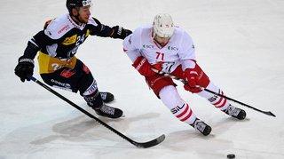Hockey sur glace: Lausanne victorieux, Bienne trouve la clef contre Fribourg