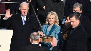 Investiture américaine: Joe Biden prône l'unité