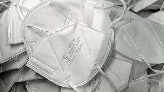 Masques de protection: pas de quoi passer au FFP2
