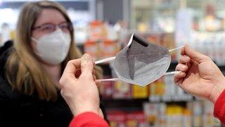 Coronavirus: le masque FFP2 devient obligatoire en Autriche