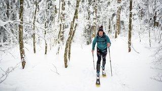 Ski de randonnée: attention à rester prudent!