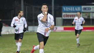 Football - Coupe de Suisse: le FC Sion tombe en prolongation à Aarau (4-2)