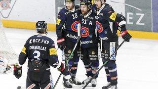 Hockey sur glace: Fribourg s'offre Zurich, Lugano ne sait plus perdre