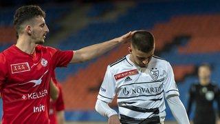 Football – Coupe de Suisse: le FC Bâle touche le fond contre Winterthour (6-2)