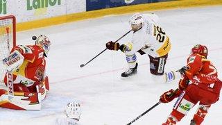 Hockey sur glace: Genève ramène deux points de Bienne