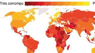 La Suisse sur le podium de la lutte contre lacorruption