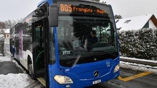 Nyon veut améliorer son réseau de bus urbains