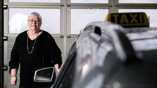 Nyon: Germaine, la voix historique d'ABC Taxis, prend sa retraite