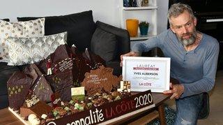 Personnalité La Côte 2020: le triomphe du Nyonnais Yves Auberson