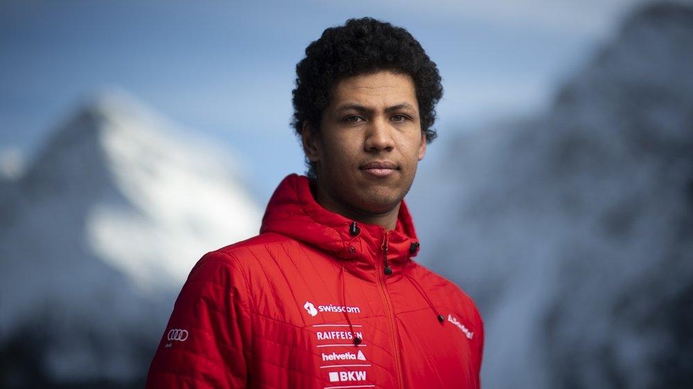 Entre résultats mitigés et blessure, la saison 2020-2021 n'a pas vraiment répondu aux attentes du skicrosseur d'Eysins.