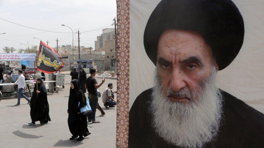 Le grand ayatollah Ali al-Sistani a sous son autorité un nombre très important d'universitaires chiites disséminés à travers le monde.