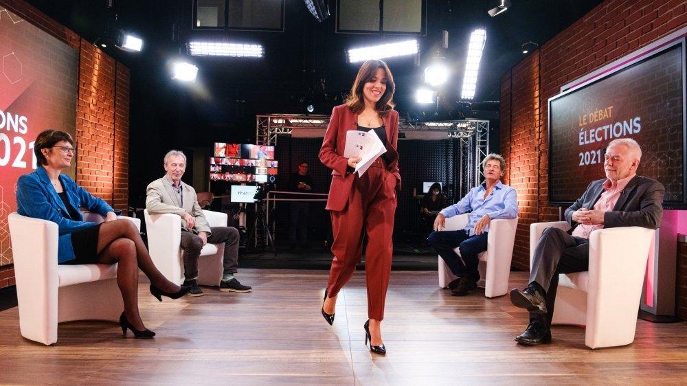 Jeudi soir, les dix candidats au deuxième tour pour l'élection à la Municipalité de Gland ont débattu en direct sur NRTV.