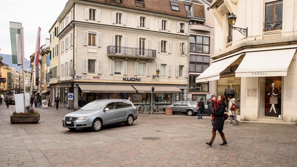 Nyon figure parmi les treize villes suisses choisies pour participer au sondage.