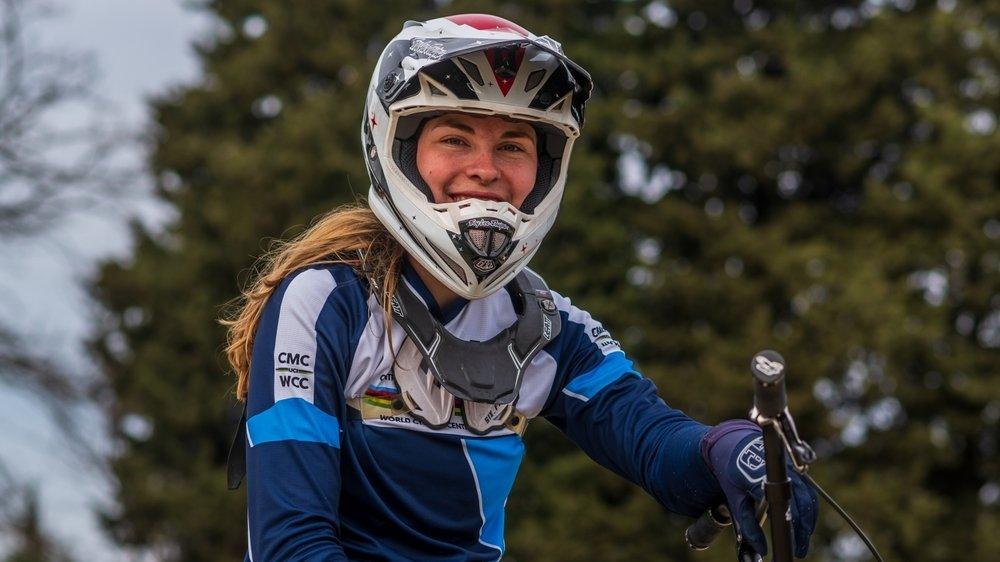 Si elle semble bien embarquée pour participer aux Jeux olympiques, Zoé Claessens ne veut pas crier victoire trop vite.