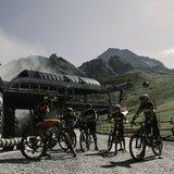 Initiation au VTT en bikepark