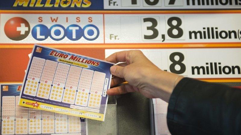 Loterie: un Suisse empoche 230 millions à l'Euromillions