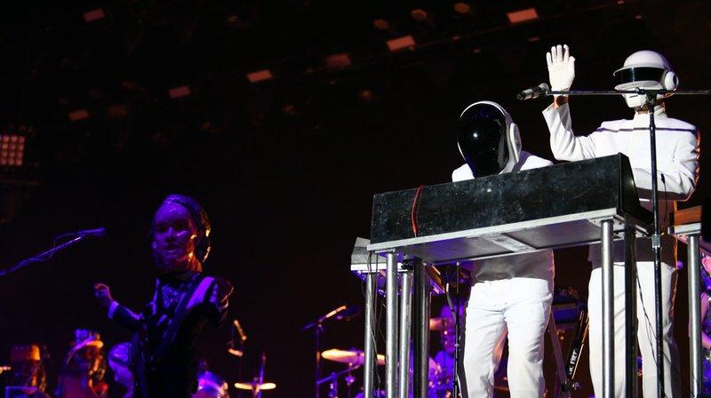Musique: le célèbre duo électro Daft Punk se sépare