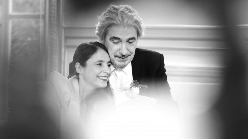 Serge Lama a épousé une Rolloise: ils nous racontent leur incroyable histoire