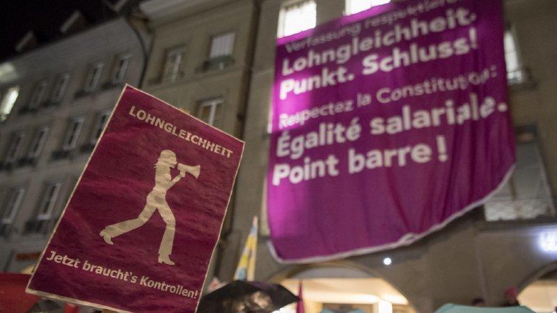 Inégalité salariale: les femmes ont travaillé gratuitement jusqu'à samedi en Suisse