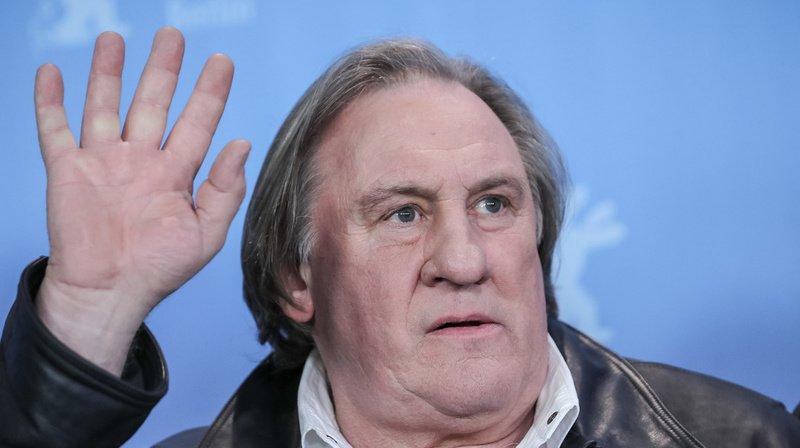 France: l'acteur Gérard Depardieu mis en examen pour viols sur une jeune femme