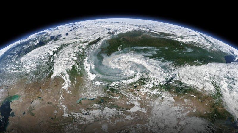 L'objectif est de pouvoir simuler de manière aussi fidèle que possible le système terrestre.