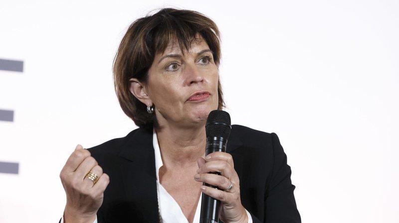 10 ans après Fukushima: Doris Leuthard revient sur la décision de sortir du nucléaire