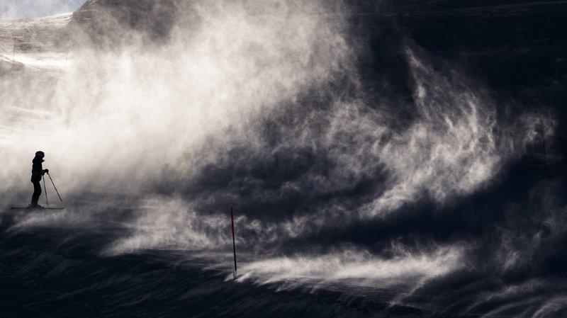 Météo: la dépression orageuse «Luis» balaie la Suisse avec des vents jusqu'à 150 km/h