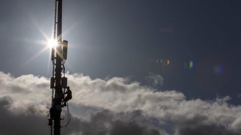 Le réseau 5G pourra être étendu en Suisse grâce à de nouvelles antennes adaptatives