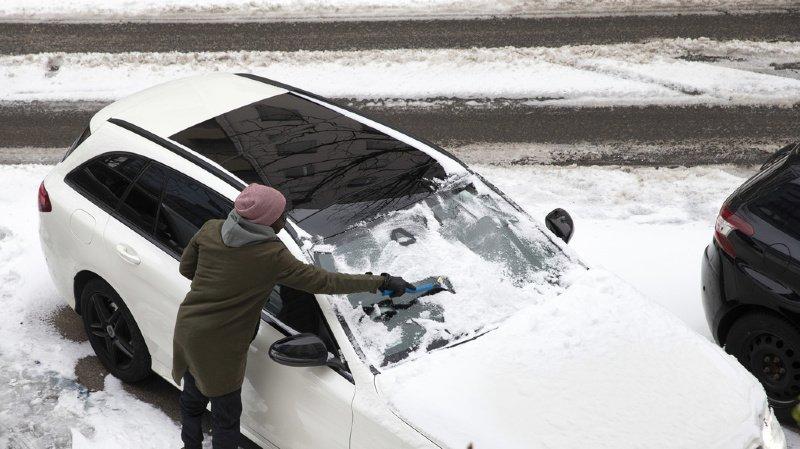 Météo: après la dépression orageuse Luis, le froid et la neige sont de retour